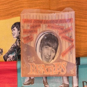 Licorice Beatles Edible Records Clevedon Confectionary